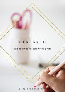 how to write killer blog posts