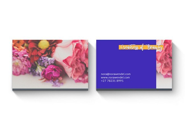 business cards stock photos