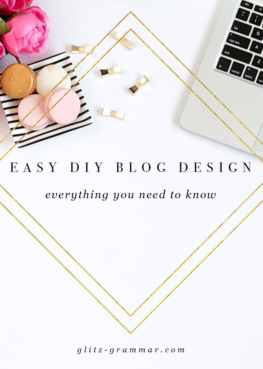 easy diy blog design tools