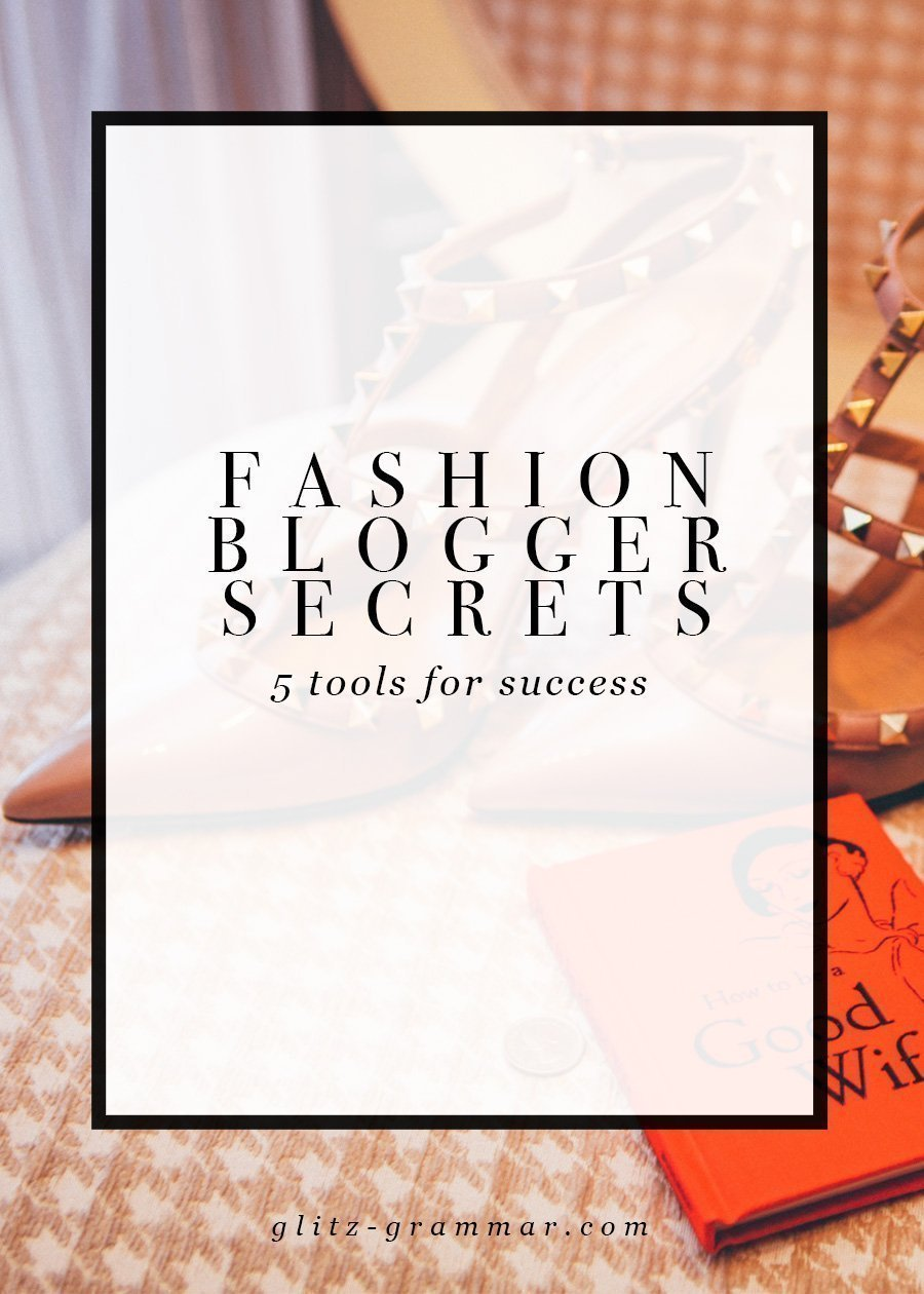 lessons from successful fashion bloggers